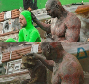 They should release the green suit cut. Id watch it. (i.redd.it): They should release the green suit cut. Id watch it. (i.redd.it)
