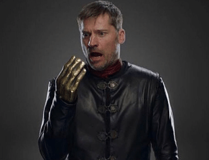 They should've made Jaime a dragonglass hand so he can run around bitch slapping White Walkers https://t.co/Vdx4gXawHe: They should've made Jaime a dragonglass hand so he can run around bitch slapping White Walkers https://t.co/Vdx4gXawHe