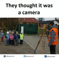 Memes, Camera, and 🤖: They thought it was  a Camera  @sarcastic Us  sarcastic us  If @Sarcasmlol