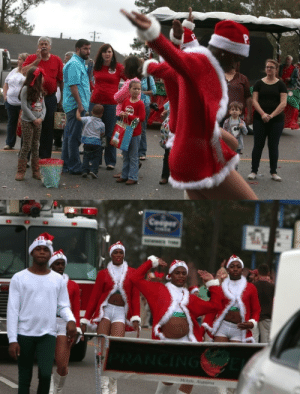theydidthejinglebellrock:  buzzfeedlgbt:   Alabama Town Is Outraged After Accidentally Hiring Gay Cheerleading Squad For Their Christmas Parade  how could they not appreciate this christmas miracle : theydidthejinglebellrock:  buzzfeedlgbt:   Alabama Town Is Outraged After Accidentally Hiring Gay Cheerleading Squad For Their Christmas Parade  how could they not appreciate this christmas miracle