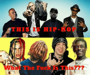 Music, Fuck, and Garbage: THI  HIP-NO  What The Fuck Is This?2?  Sz7?  e Eu That is called garbage music