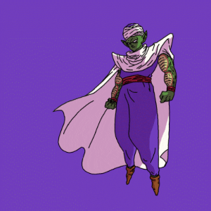 Piccolo, Tumblr, and Blog: thiernobam:Piccolo. Always an epic entrance. papacito