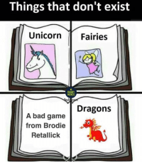 Bad Memes And Things That Don T Exist Unicorn Fairies Rugby