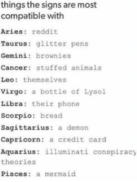 The Signs And Their Demons