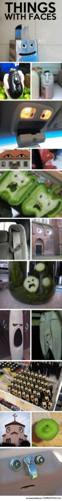 Tumblr, Blog, and Com: THINGS  WITH FACES epicjohndoe:  Pareidolia: Things That Have Faces