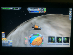 Think about this next time you want to complain about Quarantine: my three Kerbals we're supposed to be on a 2 year mission to Dunna but somehow made it to Tylo. The mission took 5 years instead of 2: Think about this next time you want to complain about Quarantine: my three Kerbals we're supposed to be on a 2 year mission to Dunna but somehow made it to Tylo. The mission took 5 years instead of 2