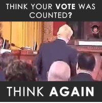 Computer Programmer Testifies Under Oath He Coded Computers to Rig Elections: THINK YOUR VOTE WAS  COUNTED?  THINK AGAIN Computer Programmer Testifies Under Oath He Coded Computers to Rig Elections