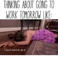 Please don't make me I don't wanna be responsible 😩😩 sundayfunday smonday: THINKING ABOUT GONG TO  WORK TONORROW IKE  eirthinfy  I dont want to do it Please don't make me I don't wanna be responsible 😩😩 sundayfunday smonday