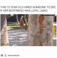 """ALREADY AT 13 THEY'RE DOIN THIS TWISTED SHIT?!?! welp, you are doin this do your damn self, you're going to have some insane paranoia and trust issues when you start """"dating"""" at 13... enjoy your childhood have fun and start dating when u hit 20 and date men not boys 😎💪 fitlife bodylife bodygoals fitgoals fitgirls musclegirls fitfam bikinibody spanishgirl blondi instafit fashion memes meme nbamemes dabs finnishgirl turntup dankmemes dank finnishgirl suomityttö wshh dablife finnishboy gymmemes kanyewest freshcut whodidthis fnaf: THIS 13 YEAR OLD HIRED SOMEONE TO SEE  IF HER BOYFRIEND WAS LOYAL LMAO  IG OTHEH00DSFINE  Hi!  thehood tube ALREADY AT 13 THEY'RE DOIN THIS TWISTED SHIT?!?! welp, you are doin this do your damn self, you're going to have some insane paranoia and trust issues when you start """"dating"""" at 13... enjoy your childhood have fun and start dating when u hit 20 and date men not boys 😎💪 fitlife bodylife bodygoals fitgoals fitgirls musclegirls fitfam bikinibody spanishgirl blondi instafit fashion memes meme nbamemes dabs finnishgirl turntup dankmemes dank finnishgirl suomityttö wshh dablife finnishboy gymmemes kanyewest freshcut whodidthis fnaf"""