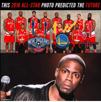All Star, Future, and Memes: THIS 2016 ALL-STAR PHOTO PREDICTED THE FUTURE  H/T @WILLYWEEZY, TWITER  WEE  ARRO  @CBSSports Stay Woke