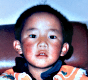 """This 6 year old child is Gedhun Choekyi named the """"Panchen lama"""" kidnapped by the PRC and maybe dead: This 6 year old child is Gedhun Choekyi named the """"Panchen lama"""" kidnapped by the PRC and maybe dead"""