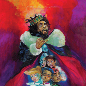 "J. Cole, Today, and Song: This album is in no way intended to glorify addiction 1 year ago today, J. Cole released ""KOD"" featuring the tracks ""Kevin's Hart"", ""ATM"", and ""KOD"". Comment your favorite song off this album below! 👇🎶🔥 @JColeNC #HipHopHistory https://t.co/kLzCFZ5cHt"