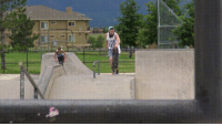 Skateboarding, Amazing, and Perfect Loop Gif: This amazing skateboard trick