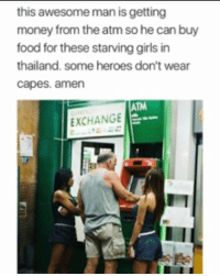 Heroes Dont Wear Capes