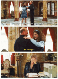 The Princess Diaries 😂: This between waltz and a tango  It's a wango? The Princess Diaries 😂