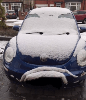 Funny, Car, and Via: This car is not amused via /r/funny https://ift.tt/2EQkmcH