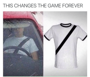 "notthatjaded: kittydesade:  squirtle-daddy:  hunter-rodrigez:  hebangshebangs:  badgengar:  halduron-brightwang:  immortalismortem:  liquidglue:   b just wear the seatbelt   Mmmmmmm I gotta naysay here. Seatbelts do a LOT of harm. Not everyone can wear one  and not everyone wants to risk it. Just among my own friends and people I know in general; 4 females had a breast cut completely or partially off due to a seat belt. 6 people had their throats cut, to an obviously non-lethal degree. 2 had their stomach's cut open to a horrifying degree that I won't elaborate on. Not even counting the uncomfortably awkward belt locations for particularly large, small, fat, skinny people. Females with large breasts get the joy of holding the belt in place or adjusting it every couple seconds. They're awkward, uncomfortable, painful, and can often cause the injuries in an accident. Sometimes it's just better to forgo the belt.  Those injuries caused by seat belts more than very likely would have been deadly had they not been wearing them. To have enough force to cut skin or cut off a breast in an accident is far more than enough to cause someone to go flying through the windshield of a car, to slam them into the steering column, or through a window resulting in deadly injuries or causing an even bigger accident for other drivers now that your body is in the road along with your crashed car. Are you really going to risk being a smear of ground meat on the pavement because your seat belt was a little uncomfortable or it might cut you? Then I got good news for you, there's a wide variety of devices made specifically to make seat belts more comfortable and reduce that risk. These make it so that your seat belt won't cut your neck, a simple sleeve of padded fabric that velcros around it, meaning you can put it anywhere on the belt.  This one does something similar, by readjusting the positioning of the seat belt to move it farther away from your neck and hey, helps a bit with having boobs in the way. They even make ones for children too. Boobs still in the way? While it's pretty silly looking, this helps keep the seat belt in place so you don't have to keep adjusting it. And if you're overweight, they make seat belt extenders so you can still be safe.  But maybe you're still unsure, then listen to the CDC and all of their sources.  ""More than half of the people killed in car crashes were not restrained at the time of the crash.1 Wearing a seat belt is the most effective way to prevent death and serious injury in a crash.Seat belt use is on the rise. Laws, education, and technology have increased seat belt use from 11% in 19812 to nearly 85% in 20103, saving hundreds of thousands of lives. "" ""Most drivers and passengers killed in crashes are unrestrained. 53% of drivers and passengers killed in car crashes in 2009 were not wearing restraints.1Seat belts dramatically reduce risk of death and serious injury. Among drivers and front-seat passengers, seat belts reduce the risk of death by 45%, and cut the risk of serious injury by 50%.4Seat belts prevent drivers and passengers from being ejected during a crash. People not wearing a seat belt are 30 times more likely to be ejected from a vehicle during a crash. More than 3 out of 4 people who are ejected during a fatal crash die from their injuries.5Seat belts save thousands of lives each year, and increasing use would save thousands more. Seat belts saved almost 13,000 lives in 2009. If all drivers and passengers had worn seat belts that year, almost 4,000 more people would be alive today"" Or this one ""   The number of those who escaped injury [by wearing a seat belt] increased by 40% and those with mild and moderate injuries decreased by 35% after seatbelt legislation. There was a significant reduction in soft tissue injuries to the head. Only whiplash injuries to the neck showed a significant increase."" Or this ""  Fifty-five percent of those killed in passenger vehicle occupant crashes in 2008 were not wearing a seat belt…"" ""Wearing a seat belt reduces the risk of fatal injury by almost 50%. For children, the risk of fatal injury is reduced by 71% with the use of child safety seats."" ""Of those thrown completely out of a vehicle in a car crash, 75% died. Only one percent of people totally ejected from their cars had on a seat belt during the crash. Over 30% were not wearing seat belts."" Conclusion? Wear your fucking seat belt. Tell your kids to wear their fucking seat belt. Tell your friends and family to wear their fucking seat belts. Time and time again it's been proven that you are significantly more likely to survive a crash if you're wearing one. Most people think they're uncomfortable, but when you're in a crash it can save your life. I'd rather be mildly injured than dead. Wear your seat belt.  2017 and people are still trying to spread the myth that you don't need to wear a seatbelt.   People really don't wear a seatbelt????  This reminds me of a story from WW1  When they first introduced Helmets to the troops fighting in trenches the number of head injuries suddenly skyrocketed and people wanted to take the helmets away again. Until they realized that the reason for this was the fact that most of these head injuries would have been fatal if it wasn't for the Helmets. You always need to look at the bigger picture.     Lmfao ya rather save ya tiddies than go flying through the fucking windshield some of you guys are crazy   Flying through windshields will also disembowel you and cut off your tits. I'm just saying.  I was in a single car accident years back in my first car. If it weren't for a tree 'catching' me I probably would've gone rolling. I was wearing a seatbelt. I climbed out of the car (out of the sunroof, actually, because the doors were jammed). The police that stopped and helped me basically said they'd seen people NOT climb out of accidents like that (and lesser ones!) because they'd not been wearing their seatbelts when it happened. Wear your damn seatbelts, people. : THIS CHANGES THE GAME FOREVER notthatjaded: kittydesade:  squirtle-daddy:  hunter-rodrigez:  hebangshebangs:  badgengar:  halduron-brightwang:  immortalismortem:  liquidglue:   b just wear the seatbelt   Mmmmmmm I gotta naysay here. Seatbelts do a LOT of harm. Not everyone can wear one  and not everyone wants to risk it. Just among my own friends and people I know in general; 4 females had a breast cut completely or partially off due to a seat belt. 6 people had their throats cut, to an obviously non-lethal degree. 2 had their stomach's cut open to a horrifying degree that I won't elaborate on. Not even counting the uncomfortably awkward belt locations for particularly large, small, fat, skinny people. Females with large breasts get the joy of holding the belt in place or adjusting it every couple seconds. They're awkward, uncomfortable, painful, and can often cause the injuries in an accident. Sometimes it's just better to forgo the belt.  Those injuries caused by seat belts more than very likely would have been deadly had they not been wearing them. To have enough force to cut skin or cut off a breast in an accident is far more than enough to cause someone to go flying through the windshield of a car, to slam them into the steering column, or through a window resulting in deadly injuries or causing an even bigger accident for other drivers now that your body is in the road along with your crashed car. Are you really going to risk being a smear of ground meat on the pavement because your seat belt was a little uncomfortable or it might cut you? Then I got good news for you, there's a wide variety of devices made specifically to make seat belts more comfortable and reduce that risk. These make it so that your seat belt won't cut your neck, a simple sleeve of padded fabric that velcros around it, meaning you can put it anywhere on the belt.  This one does something similar, by readjusting the positioning of the seat belt to move it farther away from your neck and hey, helps a bit with having boobs in the way. They even make ones for children too. Boobs still in the way? While it's pretty silly looking, this helps keep the seat belt in place so you don't have to keep adjusting it. And if you're overweight, they make seat belt extenders so you can still be safe.  But maybe you're still unsure, then listen to the CDC and all of their sources.  ""More than half of the people killed in car crashes were not restrained at the time of the crash.1 Wearing a seat belt is the most effective way to prevent death and serious injury in a crash.Seat belt use is on the rise. Laws, education, and technology have increased seat belt use from 11% in 19812 to nearly 85% in 20103, saving hundreds of thousands of lives. "" ""Most drivers and passengers killed in crashes are unrestrained. 53% of drivers and passengers killed in car crashes in 2009 were not wearing restraints.1Seat belts dramatically reduce risk of death and serious injury. Among drivers and front-seat passengers, seat belts reduce the risk of death by 45%, and cut the risk of serious injury by 50%.4Seat belts prevent drivers and passengers from being ejected during a crash. People not wearing a seat belt are 30 times more likely to be ejected from a vehicle during a crash. More than 3 out of 4 people who are ejected during a fatal crash die from their injuries.5Seat belts save thousands of lives each year, and increasing use would save thousands more. Seat belts saved almost 13,000 lives in 2009. If all drivers and passengers had worn seat belts that year, almost 4,000 more people would be alive today"" Or this one ""   The number of those who escaped injury [by wearing a seat belt] increased by 40% and those with mild and moderate injuries decreased by 35% after seatbelt legislation. There was a significant reduction in soft tissue injuries to the head. Only whiplash injuries to the neck showed a significant increase."" Or this ""  Fifty-five percent of those killed in passenger vehicle occupant crashes in 2008 were not wearing a seat belt…"" ""Wearing a seat belt reduces the risk of fatal injury by almost 50%. For children, the risk of fatal injury is reduced by 71% with the use of child safety seats."" ""Of those thrown completely out of a vehicle in a car crash, 75% died. Only one percent of people totally ejected from their cars had on a seat belt during the crash. Over 30% were not wearing seat belts."" Conclusion? Wear your fucking seat belt. Tell your kids to wear their fucking seat belt. Tell your friends and family to wear their fucking seat belts. Time and time again it's been proven that you are significantly more likely to survive a crash if you're wearing one. Most people think they're uncomfortable, but when you're in a crash it can save your life. I'd rather be mildly injured than dead. Wear your seat belt.  2017 and people are still trying to spread the myth that you don't need to wear a seatbelt.   People really don't wear a seatbelt????  This reminds me of a story from WW1  When they first introduced Helmets to the troops fighting in trenches the number of head injuries suddenly skyrocketed and people wanted to take the helmets away again. Until they realized that the reason for this was the fact that most of these head injuries would have been fatal if it wasn't for the Helmets. You always need to look at the bigger picture.     Lmfao ya rather save ya tiddies than go flying through the fucking windshield some of you guys are crazy   Flying through windshields will also disembowel you and cut off your tits. I'm just saying.  I was in a single car accident years back in my first car. If it weren't for a tree 'catching' me I probably would've gone rolling. I was wearing a seatbelt. I climbed out of the car (out of the sunroof, actually, because the doors were jammed). The police that stopped and helped me basically said they'd seen people NOT climb out of accidents like that (and lesser ones!) because they'd not been wearing their seatbelts when it happened. Wear your damn seatbelts, people."
