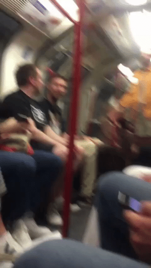 This Chelsea fan on the train was drunk and annoying other passengers by chanting Chelsea songs... Just wait till the end 😂😂🤣 https://t.co/5NpJqychmh: This Chelsea fan on the train was drunk and annoying other passengers by chanting Chelsea songs... Just wait till the end 😂😂🤣 https://t.co/5NpJqychmh