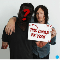 Dank, Hungry, and The Walking Dead: THIS COULD  BE YOU! Are you hungry for Season 6? Enter to fly to NYC to have lunch with Norman Reedus and attend The Walking Dead premiere at Madison Square Garden: http://bit.ly/NormanReedusNYC