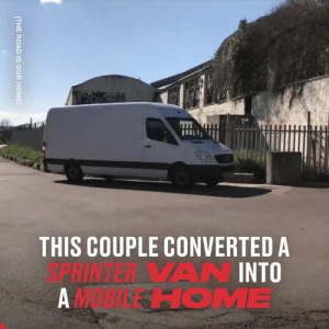 Fed up with the humdrum of modern life, this couple converted a bog-standard van into a luxury mobile home. I couldn't be more jealous. 👏👌  The Road Is Our Home: THIS COUPLE CONVERTED A  3PRINTERA VAN INTO  AM HOME  [THE ROAD IS OUR HOME Fed up with the humdrum of modern life, this couple converted a bog-standard van into a luxury mobile home. I couldn't be more jealous. 👏👌  The Road Is Our Home