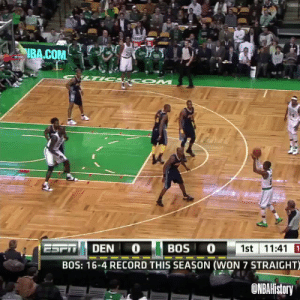 This dime from Rajon Rondo to Ray Allen was absurd  Eyes on the back of his head👀 https://t.co/Xzxxtl4MuY: This dime from Rajon Rondo to Ray Allen was absurd  Eyes on the back of his head👀 https://t.co/Xzxxtl4MuY