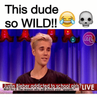 Justin is my boy but Dayum he can't be saying that 😂😂💀 - - - For more videos follow me @kmoorethegoat @kmoorethegoat @kmoorethegoat - - justinbieber belieber justin justindrewbieber selenagomez beyonce drake omg love comedy funny wshh getoutchallenge worldstarhiphop worldstar ratchetpeoplemeet ravensymone kmoorethegoat likesreturned memphis: This dude  so WILD!  t...  ait for it. The reason Why Will Shock OU  grap Justin is my boy but Dayum he can't be saying that 😂😂💀 - - - For more videos follow me @kmoorethegoat @kmoorethegoat @kmoorethegoat - - justinbieber belieber justin justindrewbieber selenagomez beyonce drake omg love comedy funny wshh getoutchallenge worldstarhiphop worldstar ratchetpeoplemeet ravensymone kmoorethegoat likesreturned memphis