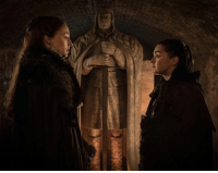 "Crazy, Disappointed, and Friends: This episode was crazy! So much to talk about! Careful everyone: spoilers ahead! Just a quick summary of my thoughts of the episode. First of all, well done to the actor that plays Meera Reed! In such few lines she just completely blew me away! All she did for Bran, losing her brother, losing Hodor and Summer and still willing to sacrifice her own life, and all she got back was ""thanks"" followed up by ""for all you've done for me"" was insane. I understand Bran is the three eyed raven now, but jesus, Meera is still the same person and still has feelings, at least act like you give a fuck. Then seeing Sansa and Arya in their reunion was great. Not only because how long they haven't seen each other in the show, but also that they were able to act so well regarding the fact that they're best friends in real life! Props to them too! Now, what made this episode so great was(in my opinion) the battle. We really got to see how good of a man Jaime really is; When Lord Tarley suggested whipping the men at the back of the caravan to motivate them to move faster, Jaime was against it and said they fought hard and deserve the rest. Jaime also refused to leave his men when all seemed lost. He was willing to sacrifice himself to kill Dany, and even if he was successful(saving thousands of lives by preventing the war), Drogon would have killed him immediately and he knew it. The battle also highlighted the friendship between Bronn and Jaime. When Bronn fell of his horse and lost his bag of coins, he did not choose to pick the coins back up and flee; he chose to fight by trying to kill the dragon and eventually winded up saving Jaime by jumping in front of the dragonfire. Other than that I loved the dialogue between Daenerys and Jon, but was also disappointed that Daenerys still wants Jon to bend the knee. Be sure to let me know what your thoughts are in the comments! 👇"