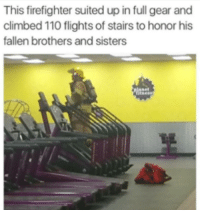 "Andrew Bogut, Http, and Firefighter: This firefighter suited up in full gear and  climbed 110 flights of stairs to honor his  fallen brothers and sisters <p>Honoring the Fallen via /r/wholesomememes <a href=""http://ift.tt/2wniLSc"">http://ift.tt/2wniLSc</a></p>"