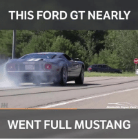 Bet that was a twitchy bum moment 😮 Check out @statesidesupercars' channel: youtube.com-statesidesupercars: THIS FORD GT NEARLY  Stateside Super Cars  WENT FULL MUSTANG Bet that was a twitchy bum moment 😮 Check out @statesidesupercars' channel: youtube.com-statesidesupercars