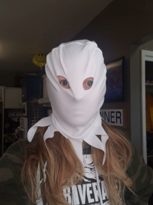 This ghost costume my 3yo was given: This ghost costume my 3yo was given