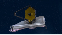 This gigantic telescope will let us see deep into space.  Also, it's coated in a layer of gold! —via Vocativ: This gigantic telescope will let us see deep into space.  Also, it's coated in a layer of gold! —via Vocativ
