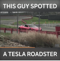 He even got to see it do a launch and it's pretty quick! 📹:@skhann . . carmemes jdm turbo boost tuner carsofinstagram carswithoutlimits carporn instacars supercar carspotting supercarspotting stance stancenation stancedaily racecar blacklist cargram carthrottle itswhitenoise amazingcars247: THIS GUY SPOTTED  A TESLA ROADSTER He even got to see it do a launch and it's pretty quick! 📹:@skhann . . carmemes jdm turbo boost tuner carsofinstagram carswithoutlimits carporn instacars supercar carspotting supercarspotting stance stancenation stancedaily racecar blacklist cargram carthrottle itswhitenoise amazingcars247