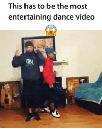 Dance Videos: This has to be the most  entertaining dance video