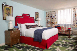 Hotel, This, and Room: this hotel room