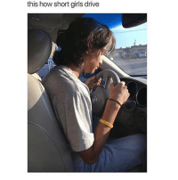 This is really how it be 😂💀🚗 WSHH: this how short girls drive This is really how it be 😂💀🚗 WSHH