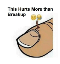 Memes, 🤖, and Hurts: This Hurts More than  Breakup