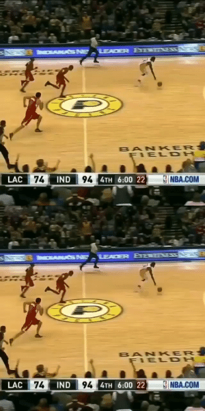 This in-game dunk from Paul George was nasty😤😤 https://t.co/YWl471s7Lq: This in-game dunk from Paul George was nasty😤😤 https://t.co/YWl471s7Lq