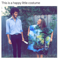 Bob Ross invented ASMR: This is a happy little costume Bob Ross invented ASMR
