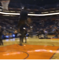 This is a warm-up dunk and why Derrick Jones will win the 2017 NBA Dunk Contest: http://ballislife.com/derrick-jones-nba-dunk-contest/: This is a warm-up dunk and why Derrick Jones will win the 2017 NBA Dunk Contest: http://ballislife.com/derrick-jones-nba-dunk-contest/