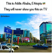 Africa, Beautiful, and Chill: This is Addis Ababa, Ethiopia  They will never show you this on TV  @chaka bars  Namibia AV  96-116  B119 Ethiopia is very beautiful, The media made it out to be horrendous, so I came here and made up my own opinions. Come and visit :) Yes, to all of the Eritreans I know what the Ethiopian goverment did to you, and to the Somali people... I'm not denying that... Look what the Western governments have done globally, yet you still choose to live there. So chill out on my page, appreciate that the people in a country aren't necessarily responsible for the actions of their governments and appreciate the celebration of the Africa they don't show you on TV ❤🖤💚 chakabars