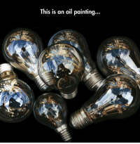 """Meme, Tumblr, and Http: This is an oil painting. <p>Hyper Realistic Art.<br/><a href=""""http://daily-meme.tumblr.com""""><span style=""""color: #0000cd;""""><a href=""""http://daily-meme.tumblr.com/"""">http://daily-meme.tumblr.com/</a></span></a></p>"""