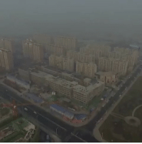 """""""This is Beijing, China, where the smog has gotten so bad that the authorities issued a """"red alert"""" shutting down schools, factories and roads, hoping to clear the air."""" (📹 by CCTV) @cnn WSHH: """"This is Beijing, China, where the smog has gotten so bad that the authorities issued a """"red alert"""" shutting down schools, factories and roads, hoping to clear the air."""" (📹 by CCTV) @cnn WSHH"""