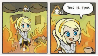 "Memes, Tumblr, and Blog: THIS IS FINe.  x5  x5 <p><a href=""http://memehumor.net/post/165454943367/30-hilarious-memes-comics-for-the-gamers"" class=""tumblr_blog"">memehumor</a>:</p>  <blockquote><p>30+ Hilarious Memes &amp; Comics For The Gamers</p></blockquote>"