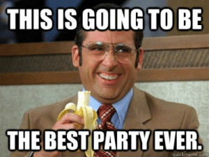 Watch Thread: Expansion Draft (Oh And NHL Awards Too) - Defending Big D: THIS IS GOING TO BE  THE BESTPARTY EVER  quickmeme.com Watch Thread: Expansion Draft (Oh And NHL Awards Too) - Defending Big D