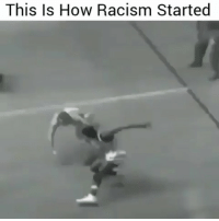 Memes, Racism, and 🤖: This Is How Racism Started Double tap fast @ratchethoodvideos