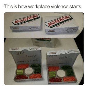 Reddit, How, and Don: This is how workplace violence starts  Po  Fool  Foo Is Don't be this guy
