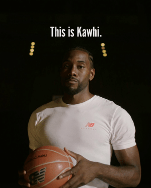 L.A. is Kawhi's City!    🎥 @newbalancehoops   https://t.co/migt2kBH5L: This is Kawhi.  BASKETALL  new bo L.A. is Kawhi's City!    🎥 @newbalancehoops   https://t.co/migt2kBH5L