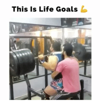 Break the bar (not a full squat but if you're smart you get the metaphor)... lifegoals: This Is Life Goals Break the bar (not a full squat but if you're smart you get the metaphor)... lifegoals