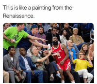 Renaissance, Painting, and This: This is like a painting from the  Renaissance.