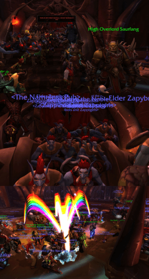 devils-and-contraband:  Being Horde after the new Cinematic is like being in Chicago after the Cubs won the World Series. : THIS IS MY FIRST BATTLE, WHAT SHOULD I  DO  High Overlord Saurfang  bvap   pi the h  Zappoimold.20playl.th  <Zapiauafe fnbteatkanlapgaegirks  ibois and Zappigirls>   Xinocal  The Pounab  ral  a Fourwinds  Eorthen Rig  StE  Flame Keeper Toulk  nironomi, Liberatol of Ore  The Sqad arath  inbe Shadecrest  Arcun keg Love Foo Tl Tote  RoodCopion  Twilight Van  S Toten  esh 9  Merryakeerdred  thrunbler peathloMelthris  Zzappi Jenkins  s W a  ATchle  esper 2appa lems  teaReve  nus che See  AGHE  Da G  BrteatHallowed  ghnrsoo0 Zappigirls>  s Constructzer  aprigin  orle Kesavarhe Prestigious Rheleron  ortune>  Xos, Herald  e Ti ar  aver  Dimartin the Fabulous  Necessary AGien&tteelotet  Tiny  BlackWinter Cla  Shahkra  Spin the  on  <Lijana's Copanions  Wild Imp  hahkra's Guardian>  Co nelus  Farseer Velk  Lappygux  SLappibois and Ppigns,  Na t earless  in cy  Khalendra of he Blac est  Laku devils-and-contraband:  Being Horde after the new Cinematic is like being in Chicago after the Cubs won the World Series.